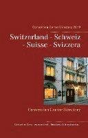 bokomslag Switzerland - Schweizer - Suisse - Svizzera