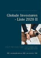 bokomslag Globale Investoren - Liste 2020 II
