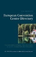 bokomslag European Convention Center Directory