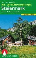 bokomslag Alm- und Hüttenwanderungen Steiermark
