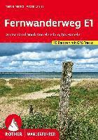 bokomslag Fernwanderweg E1 - Deutschland Nord
