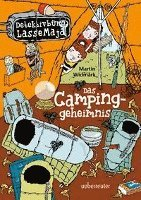 bokomslag Detektivbüro LasseMaja - Das Campinggeheimnis