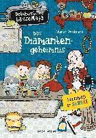 bokomslag Detektivbüro LasseMaja - Das Diamantengeheimnis
