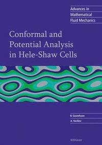 bokomslag Conformal and Potential Analysis in Hele-Shaw Cells
