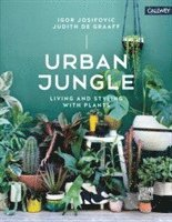 bokomslag Urban Jungle Living and Styling with Plants