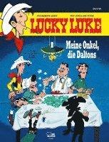 bokomslag Lucky Luke 93 - Meine Onkel, die Daltons