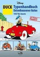 bokomslag DUCK - Typenhandbuch Entenhausener Autos 1937 bis heute