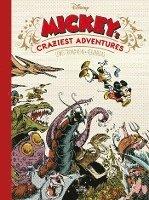 bokomslag Mickey's Craziest Adventures
