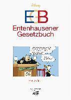 bokomslag EGB - Entenhausener Gesetzbuch