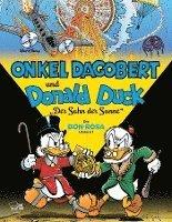 bokomslag Onkel Dagobert und Donald Duck - Don Rosa Library 01