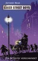 bokomslag Die Baker Street Boys, Ein Detektiv verschwindet