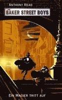 bokomslag Die Baker Street Boys: Ein Magier tritt auf