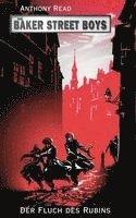 bokomslag Die Baker Street Boys: Der Fluch des Rubins
