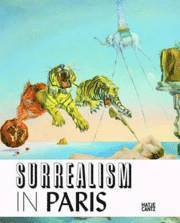 bokomslag Surrealism in Paris