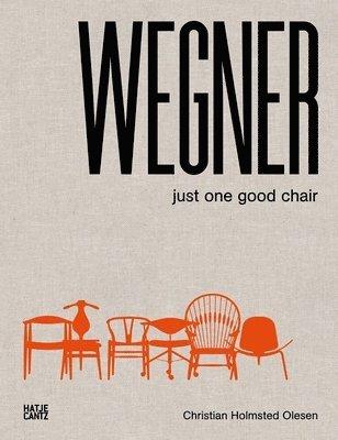 bokomslag Hans j. wegner - just one good chair