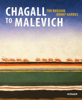 bokomslag Chagall to Malevich
