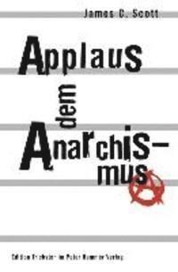 bokomslag Applaus dem Anarchismus