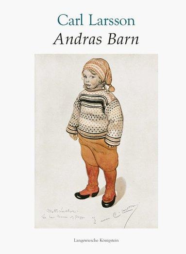 bokomslag Andras barn : 32 målningar med text