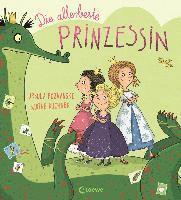 bokomslag Die allerbeste Prinzessin