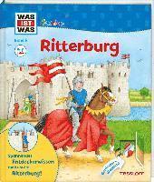 bokomslag WAS IST WAS Junior Band 6. Ritterburg