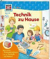 bokomslag WAS IST WAS Junior Band 32. Technik zu Hause