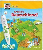 bokomslag BOOKii¿ WAS IST WAS Junior Entdecke Deutschland!