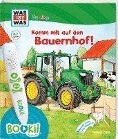 bokomslag BOOKii¿ WAS IST WAS Junior Komm mit auf den Bauernhof!