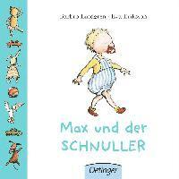 bokomslag Max und der Schnuller