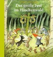 bokomslag Das große Fest im Häschenwald