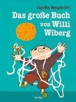 bokomslag Das grosse buch von Willi Wiberg