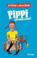 bokomslag Pippi Langstrumpf