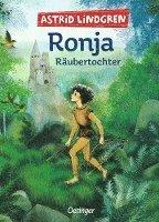 bokomslag Ronja, Räubertochter