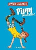 bokomslag Pippi Langstrumpf - Gesamtausgabe