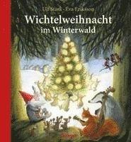 bokomslag Wichtelweihnacht im Winterwald