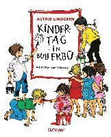 bokomslag Kindertag in Bullerbü