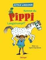 bokomslag Kennst du pippi langstrumpf? : bilderbuch