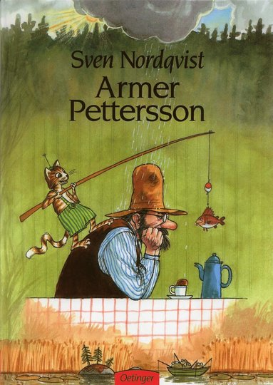 bokomslag Armer Pettersson