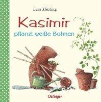 bokomslag Kasimir pflanzt weiße Bohnen