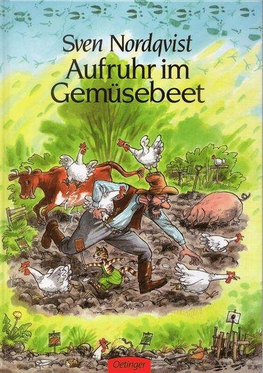 bokomslag Aufruhr in Gemüsebeet