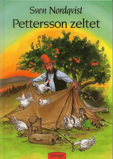 bokomslag Pettersson zeltet