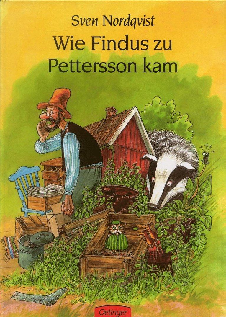 Wie Findus zu Pettersson kam 1