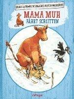 bokomslag Mama Muh fährt Schlitten