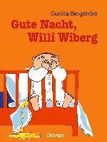 bokomslag Gute nacht, willi wiberg
