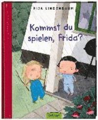bokomslag Kommst du spielen, Frida?