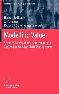 bokomslag Modelling Value