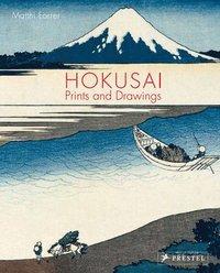 bokomslag Hokusai: Prints and Drawings
