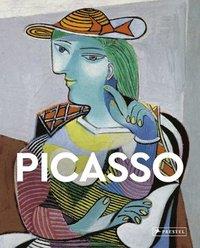 bokomslag Pablo Picasso
