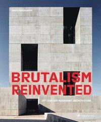 bokomslag Brutalism Reinvented