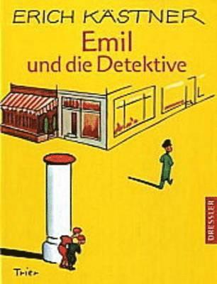 bokomslag Emil Und die Detektive