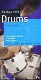 bokomslag Pocketinfo Drums